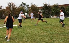 volleyball bump pass