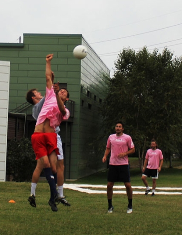 aerial nashball challenge